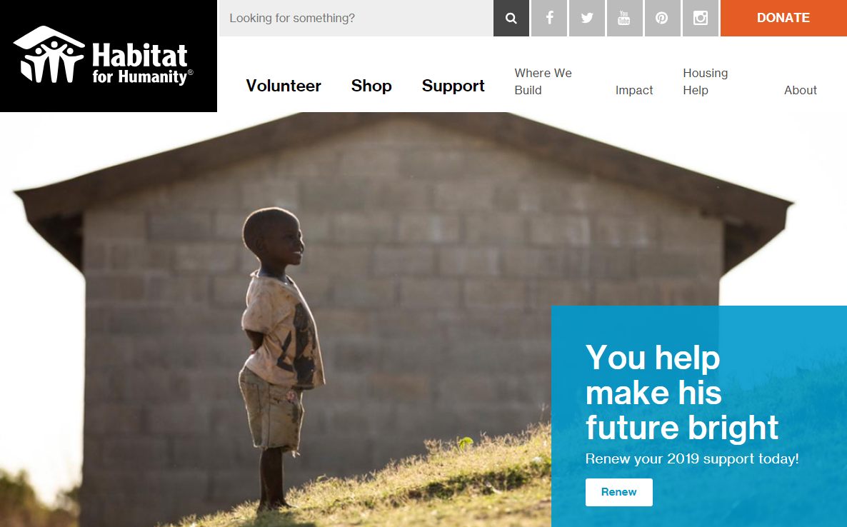 Habitat-for-Humanity-Website