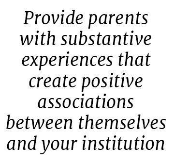 Parent Giving: Harnessing This Growing Trend in Higher