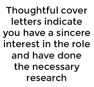 Are Cover Letters Necessary? Insights from a Nonprofit ...